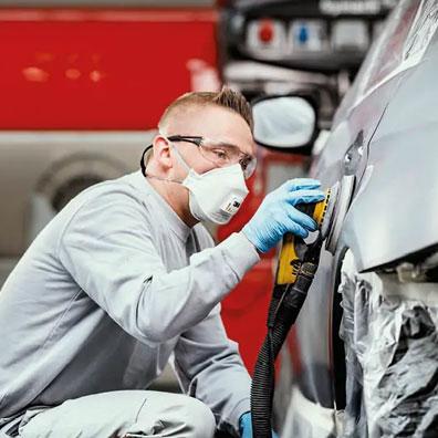 Réparation carrosserie